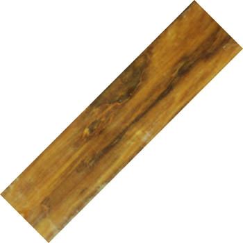 Tan Spalted Oak Stabilized Call Blank- 1 1/2 x 6