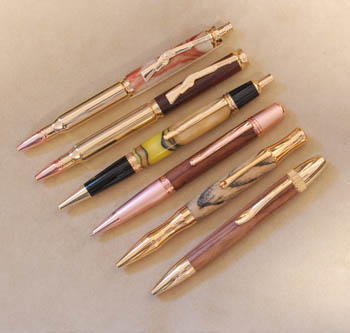 Single Bodied Pens