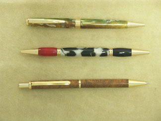 Additional Pens and Pencils