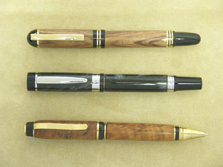 Larger Pens and Pencils